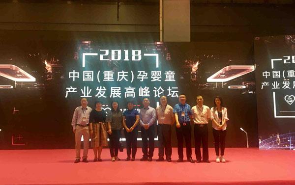 第一届中国(重庆)孕婴童用品展览会